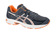 Asics Men's Gel Oberon 6 titanium white orange